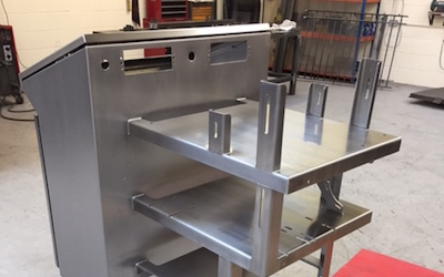Stainless Steel Cabinet (2)