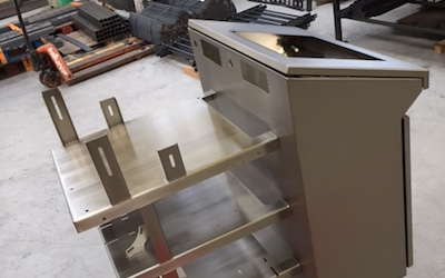 Stainless Steel Cabinet (1)